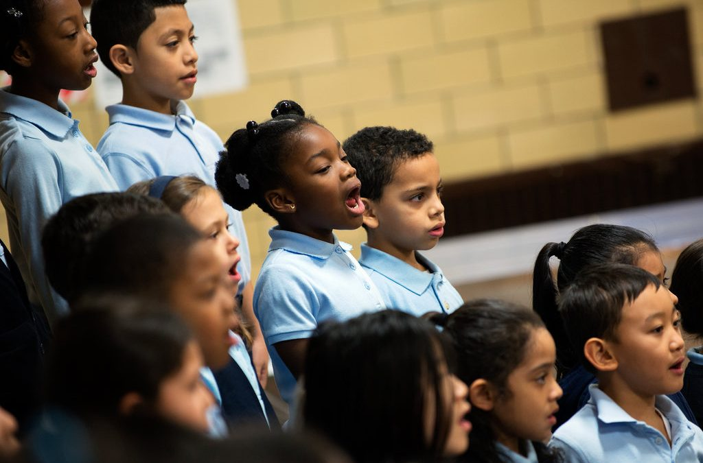 How Singing Inspires Learning